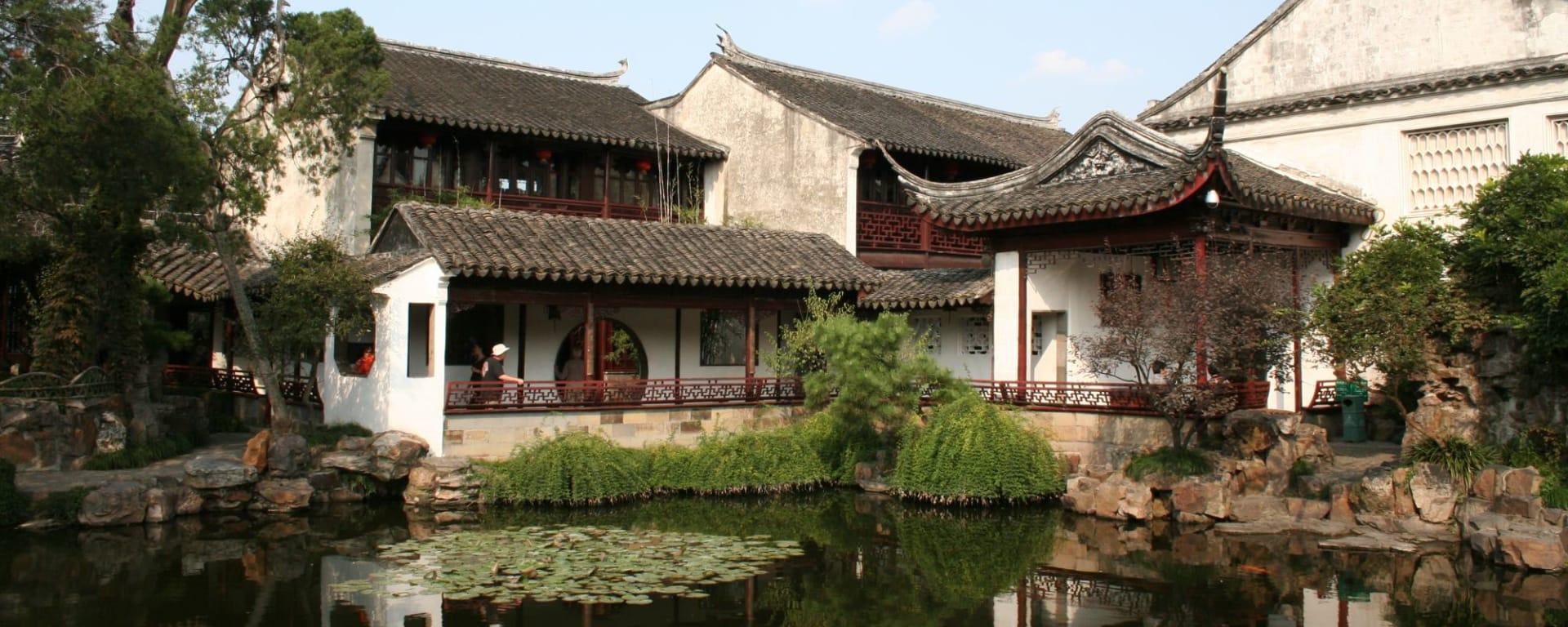 Gartenstadt Suzhou in Shanghai: Suzhou: Old city