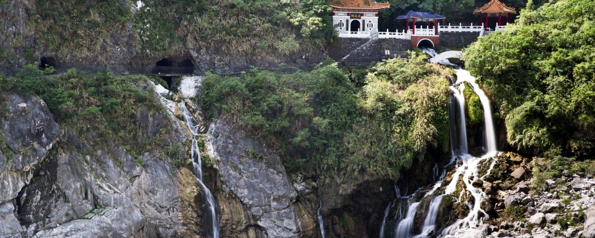 Naturwunder Taroko Schlucht in Taipei: Taroko National Park