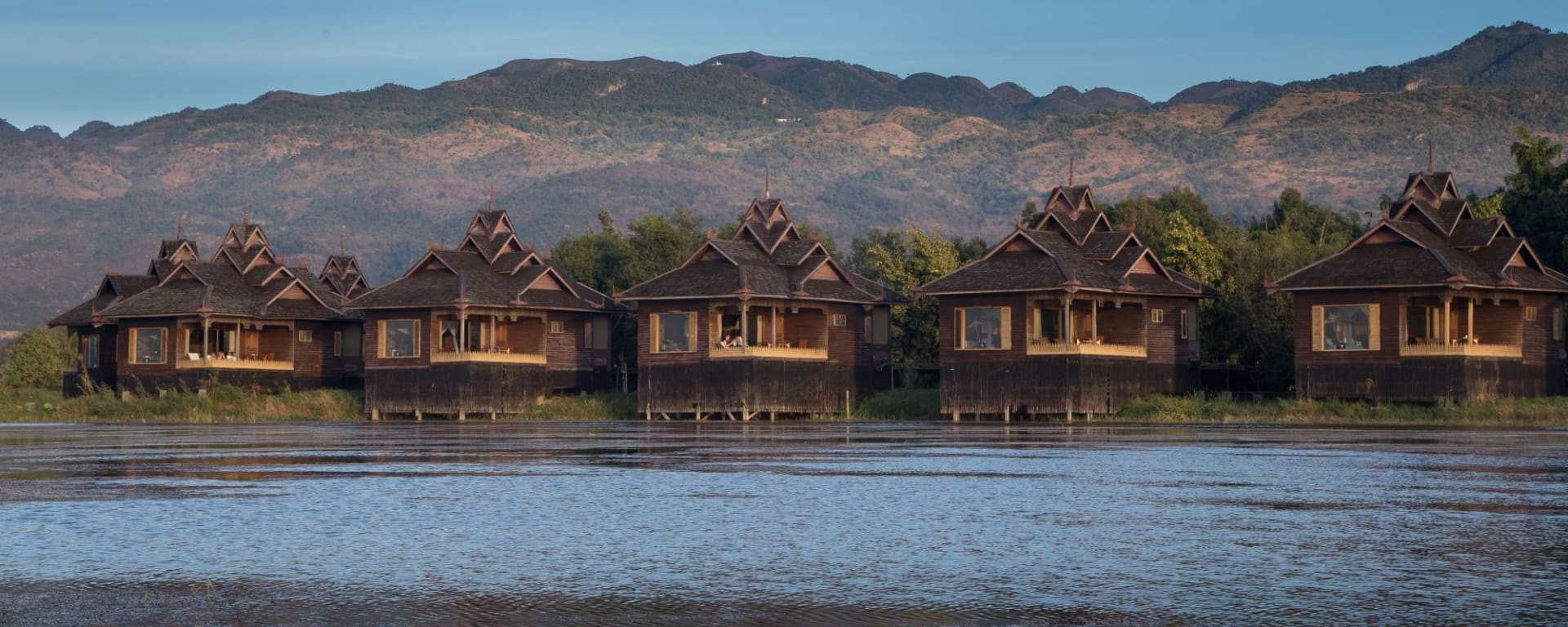 Inle Resort & Spa à Lac Inle: Lakeview