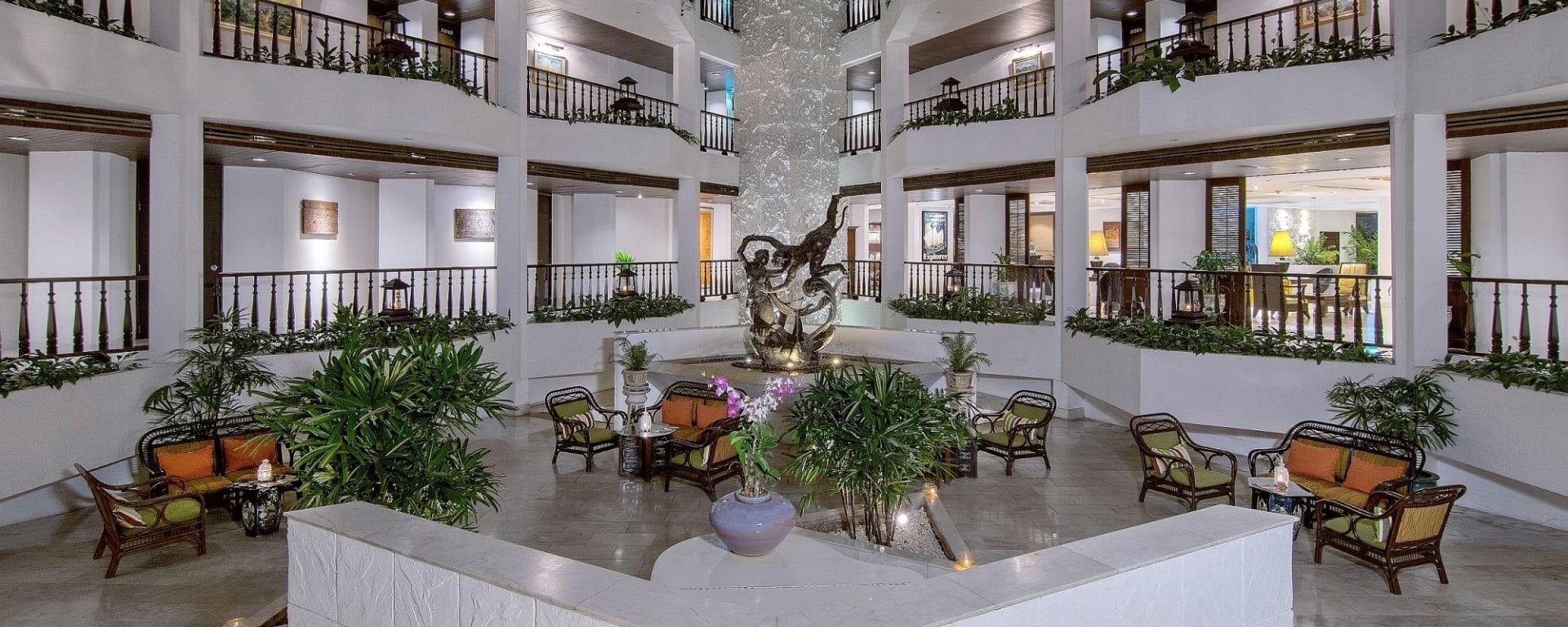 Siam Bayshore in Pattaya: Atrium