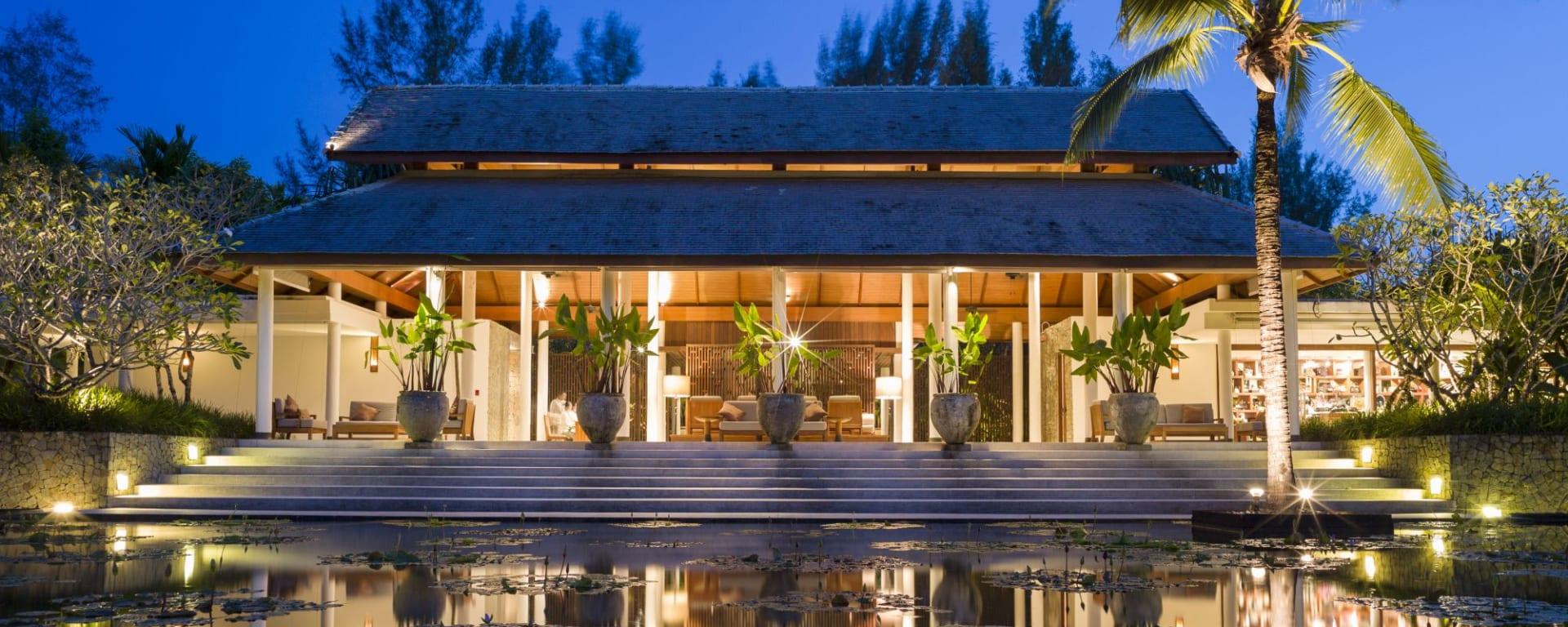 The Sarojin à Khao Lak: Lobby