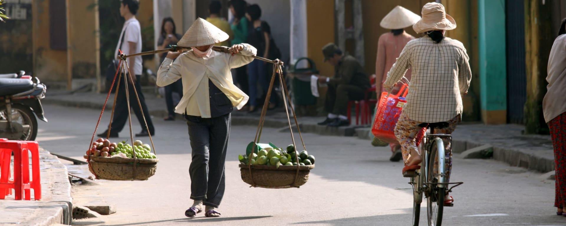 Wissenswertes zu Vietnam Reisen und Ferien: Hoi An