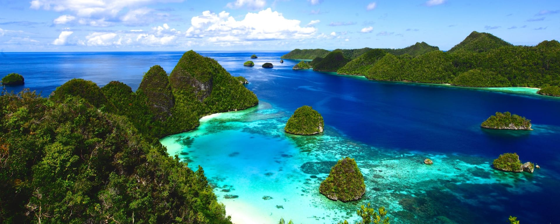 Kreuzfahrt im Inselparadies Raja Ampat ab Sorong: Raja Ampat