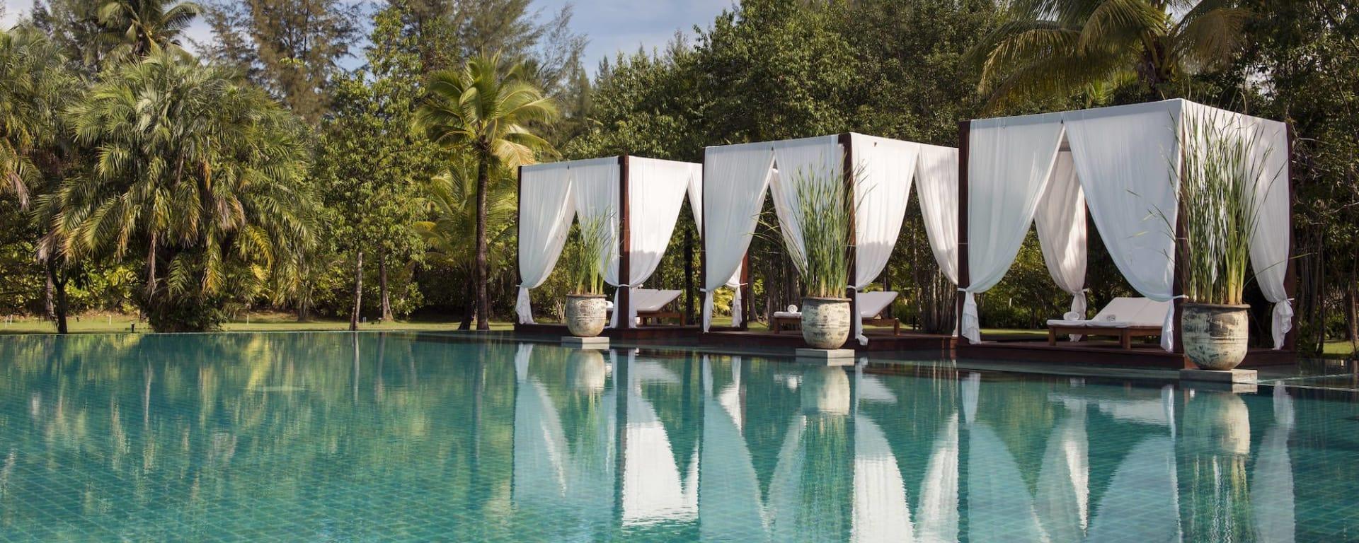 The Sarojin à Khao Lak: Swimming Pool