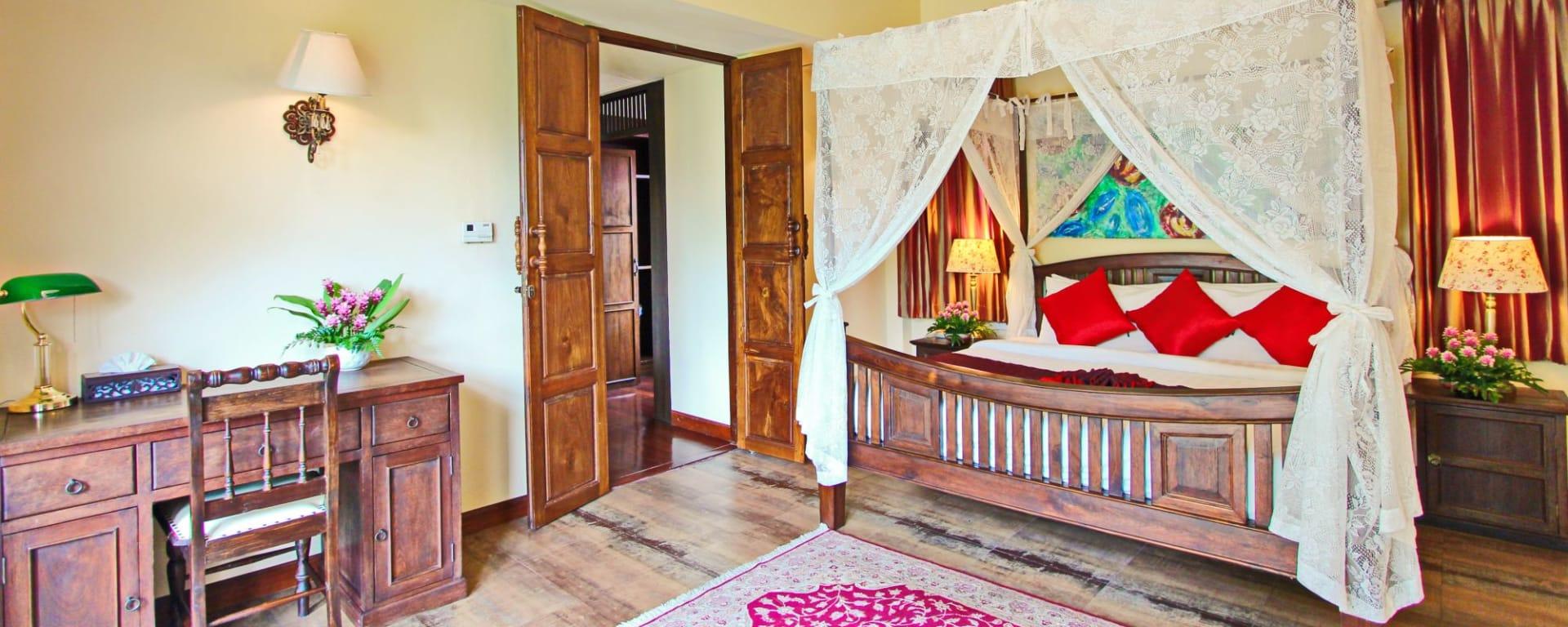 Shewe Wana Suite Resort in Chiang Mai: 1-BR Suite With Jet Tub   Shewe Wana Suite Resort