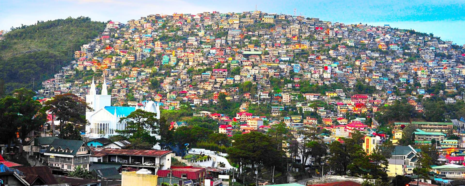 Nord-Luzon Rundreise ab Manila: Luzon Baguio City