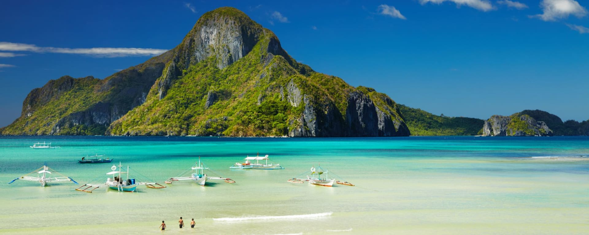 Voyages en Philippines | Vacances en Asie par tourasia: Palawan El Nido bay and Cadlao island