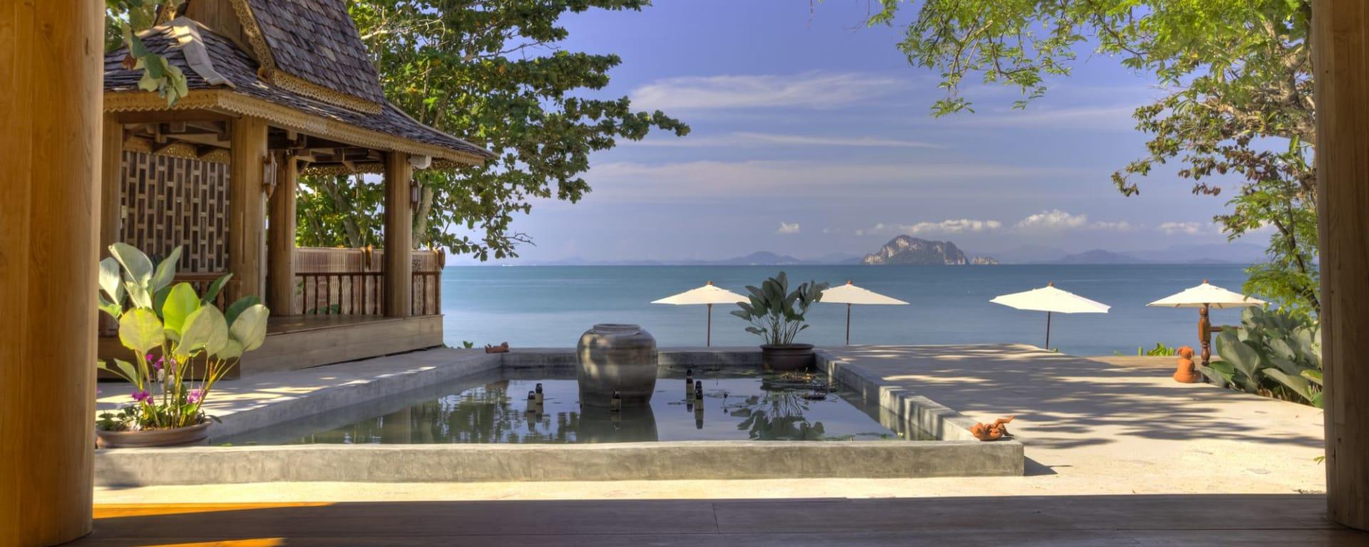 Santhiya Koh Yao Yai Resort & Spa à Ko Yao: Res Area