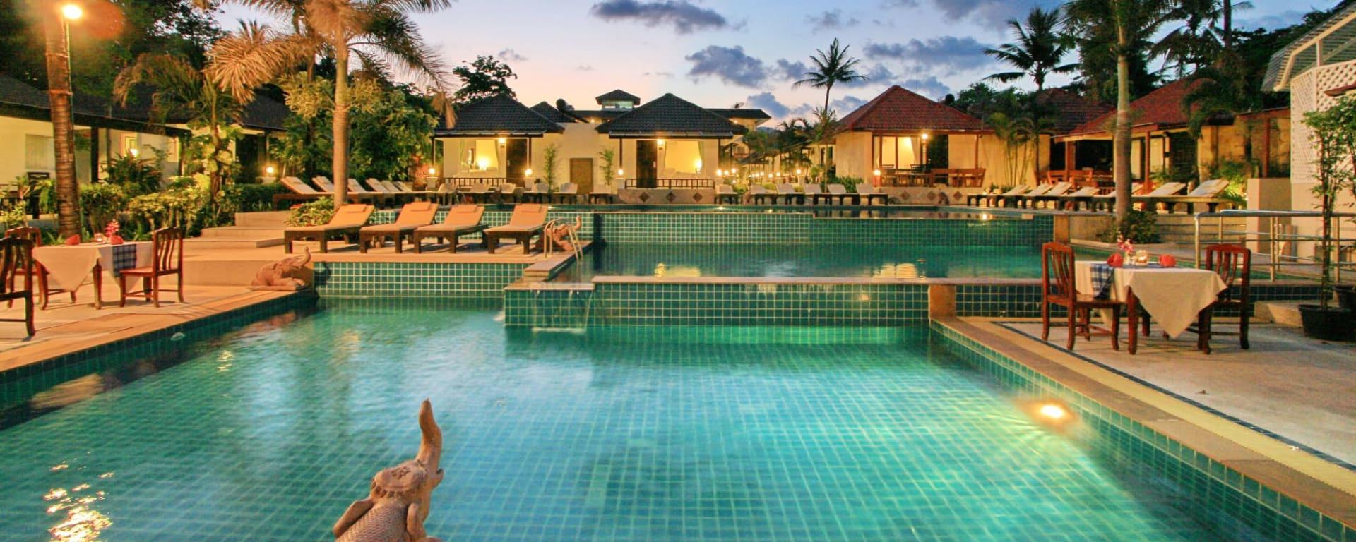 Chaweng Cove Beach Resort in Ko Samui: Pool