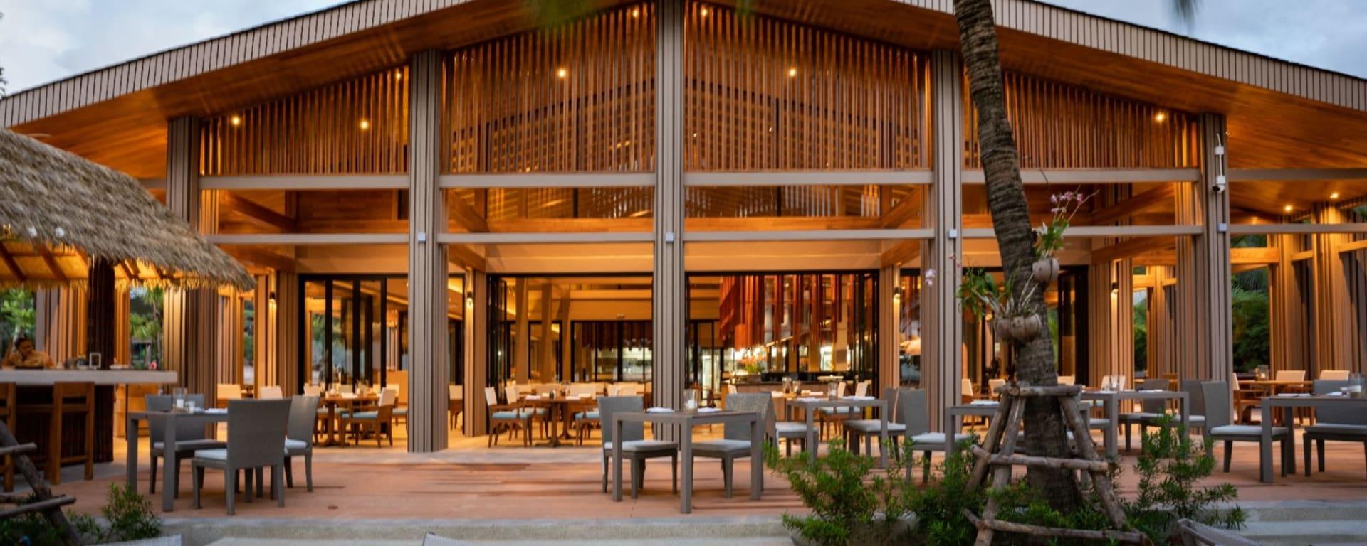 La Flora Khao Lak: Sire restaurant