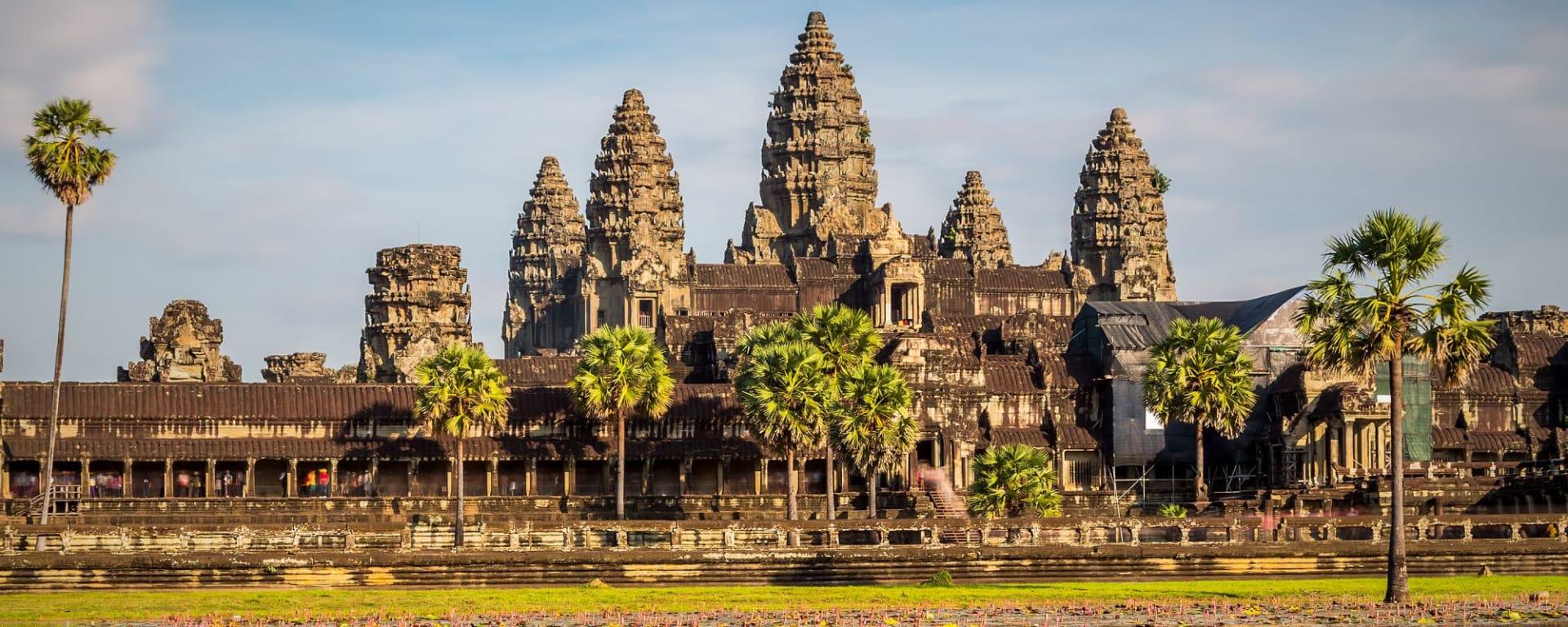 Grand voyage en Indochine de Hanoi: Siem Reap Angkor Wat