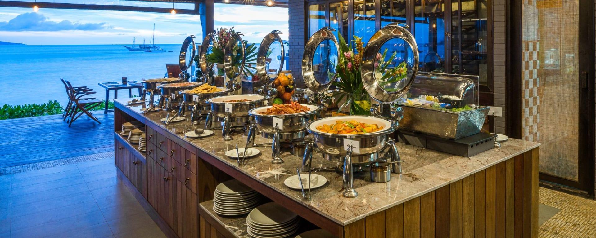 Peace Resort à Ko Samui: Restaurant
