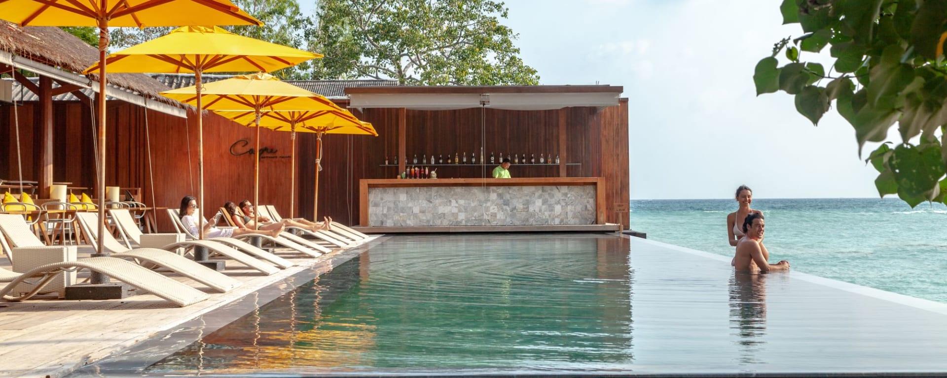The Beach Club by Haadtien in Ko Tao: Pool