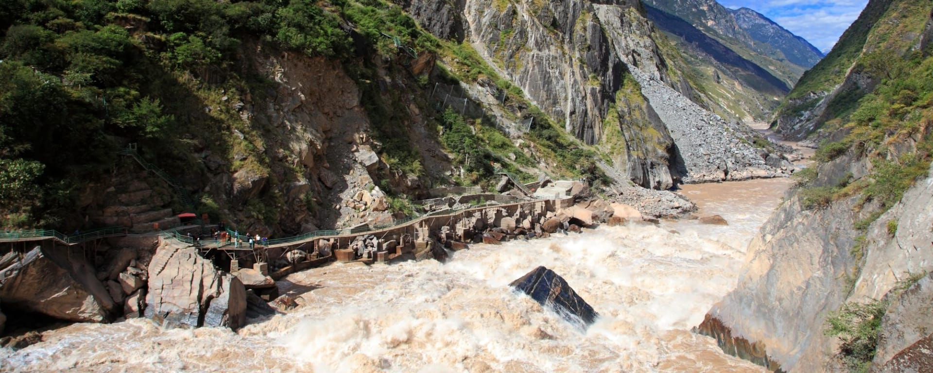 Découverte active du Yunnan de Kunming: Tiger Leaping Gorge