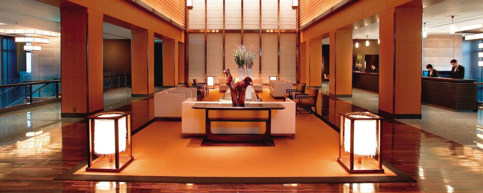 Mandarin Oriental à Tokyo: Lobby