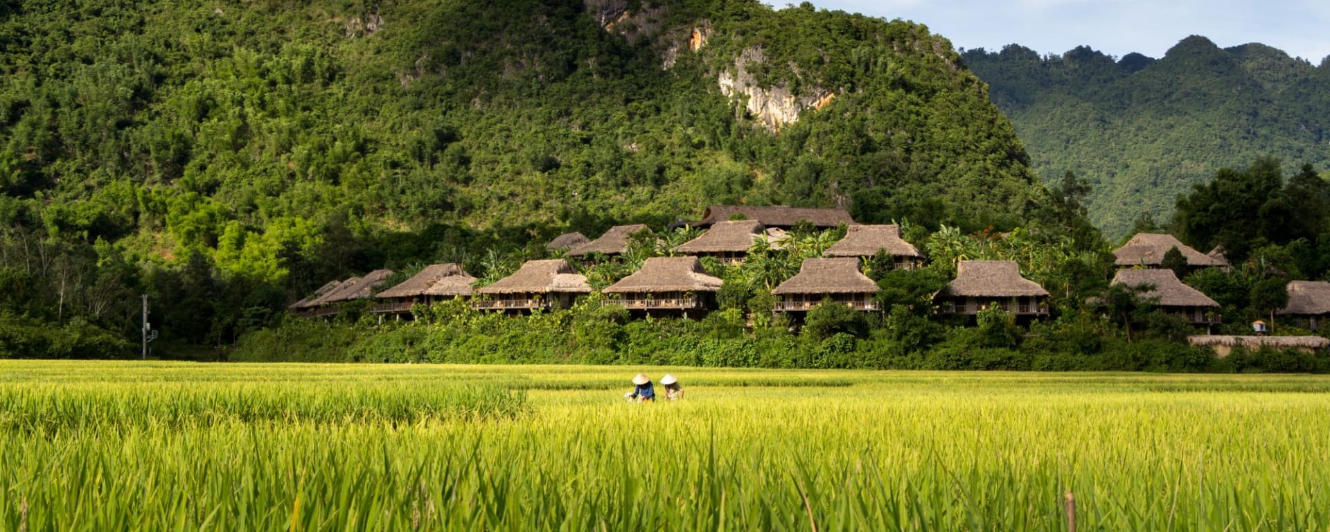 Impressionen Nordvietnams ab Hanoi: Mai Chau
