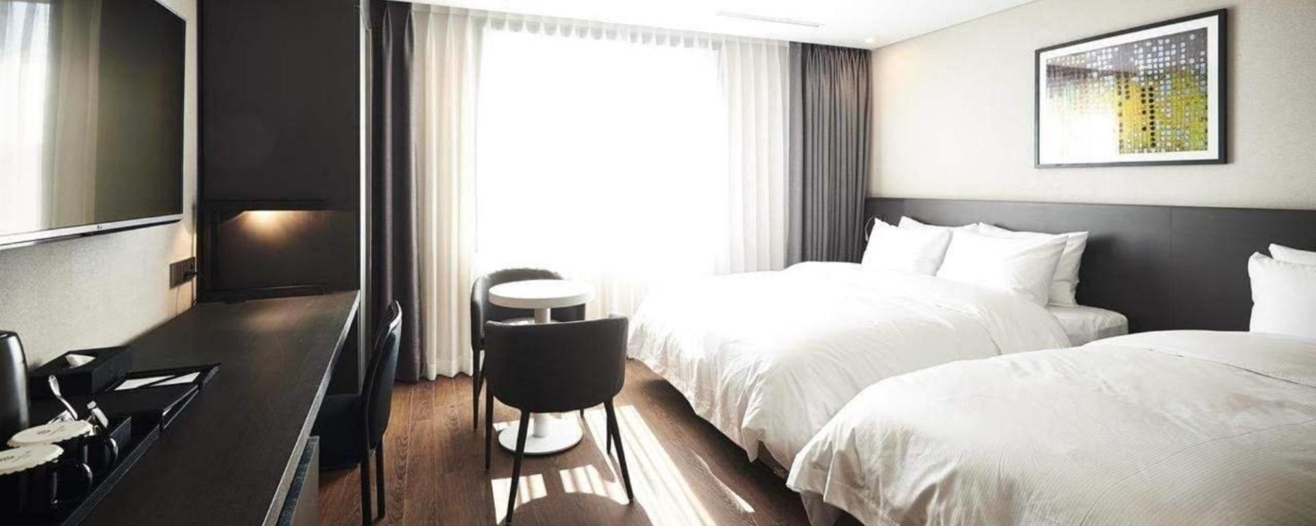 Arban City Hotel à Busan: Standard