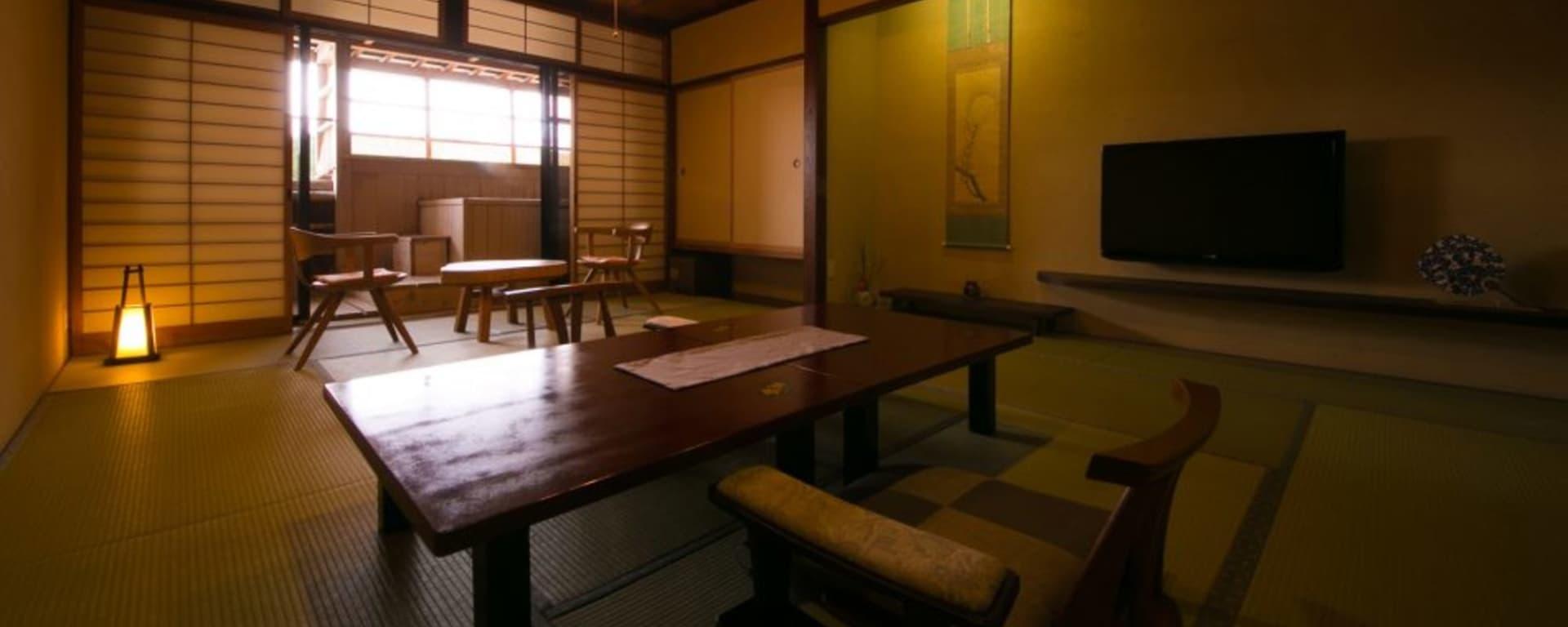 Hidatei Hanagoui Ryokan in Takayama: