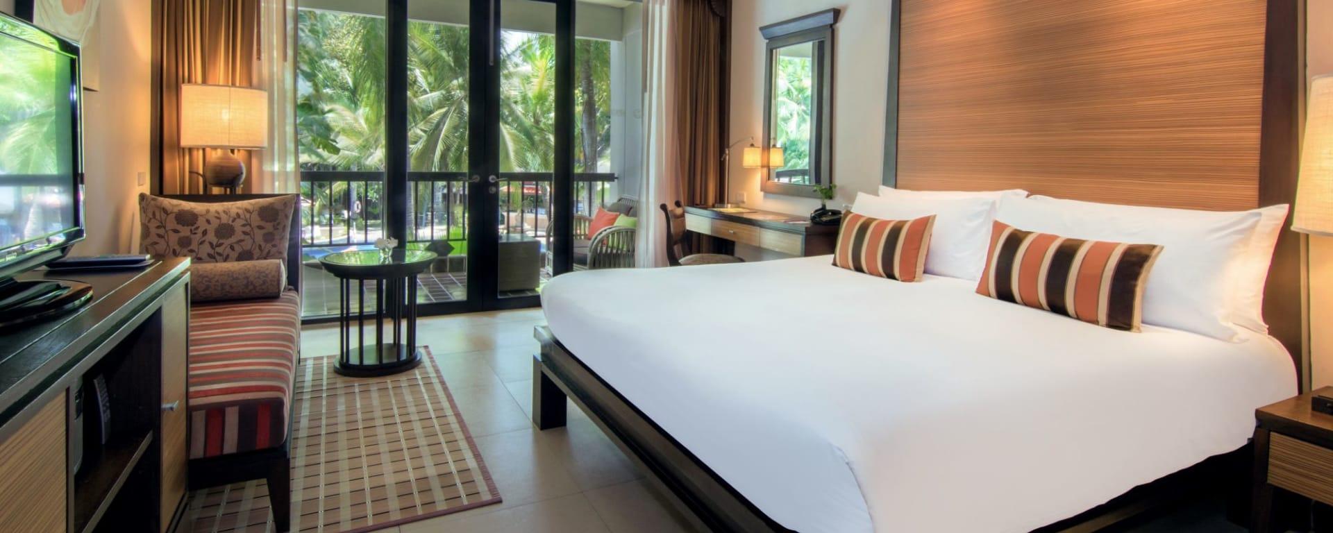 Siam Bayshore in Pattaya: Tropical Deluxe