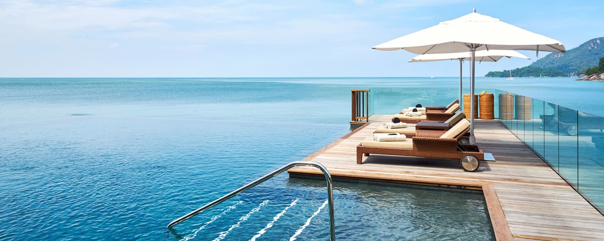 The Ritz-Carlton, Langkawi: Horizon Pool