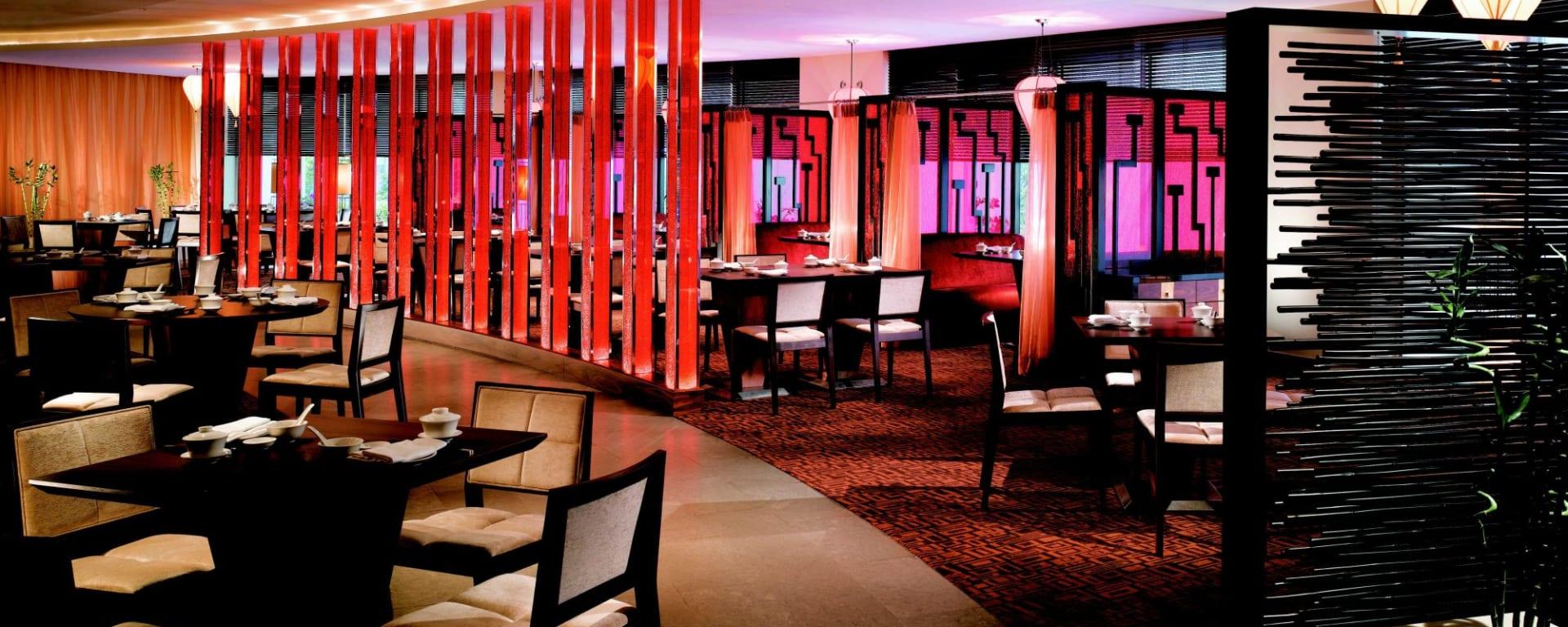 Swissotel The Stamford à Singapour: Szechuan Court Main Dining