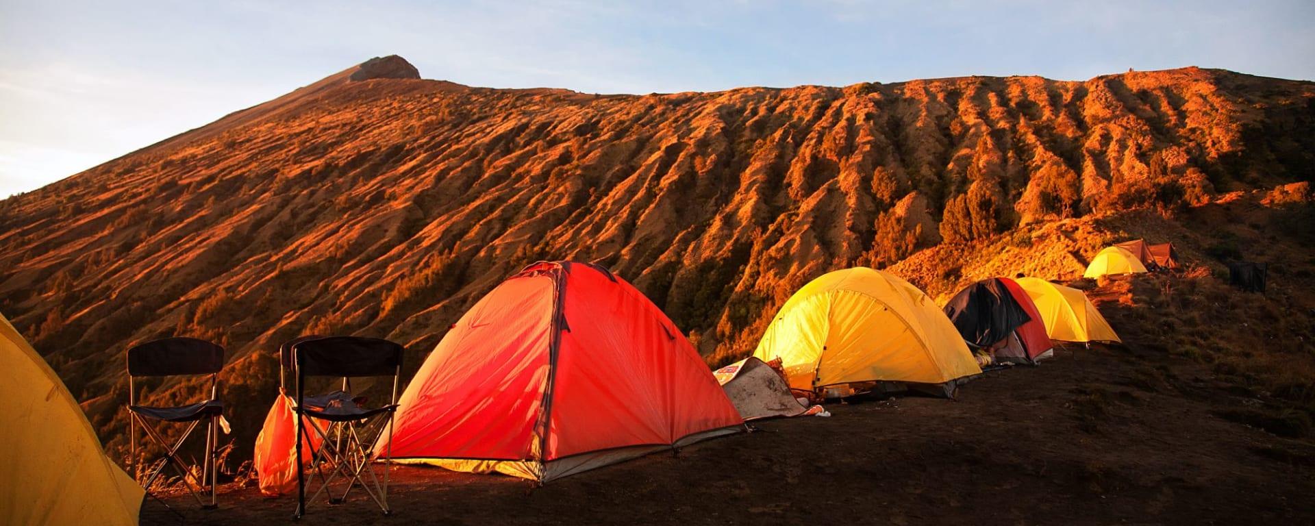 Rinjani Trekking ab Lombok: Lombok Mount Rinjani