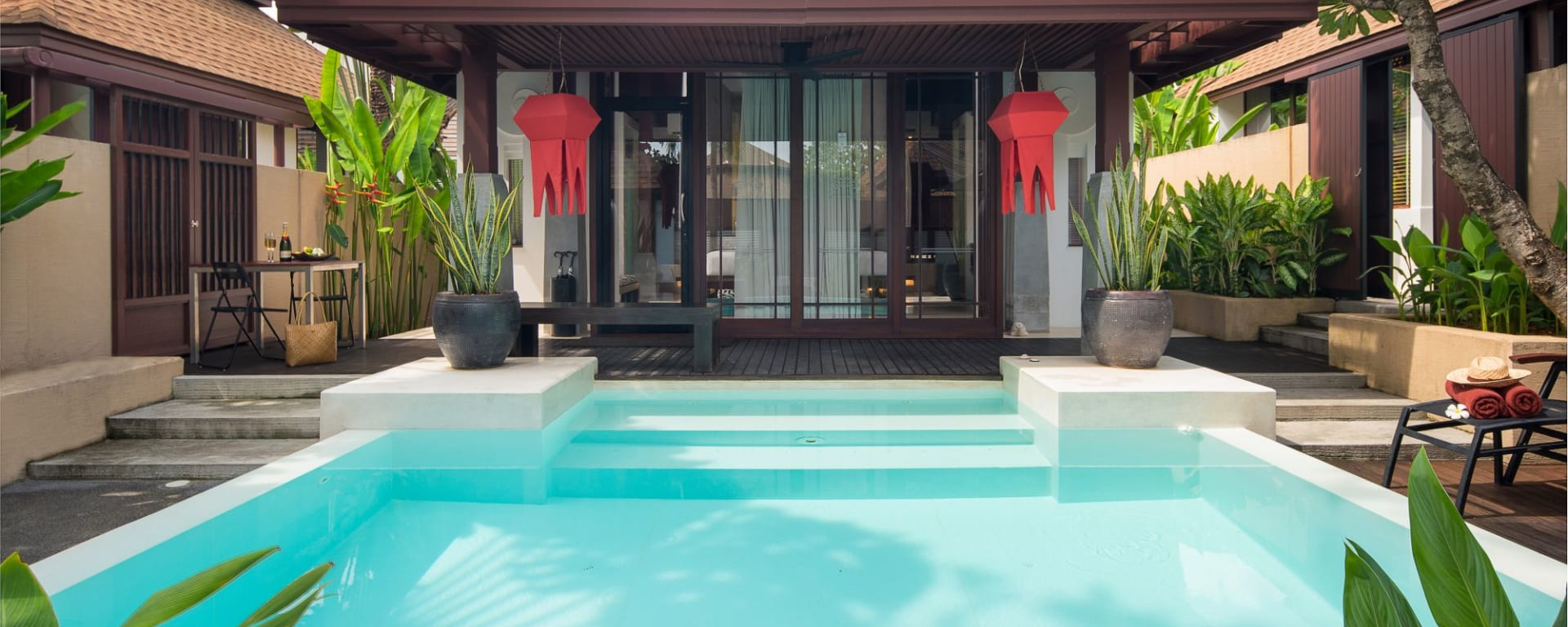 Pavilion Samui Villas & Resort in Ko Samui: Grand Pool Villa