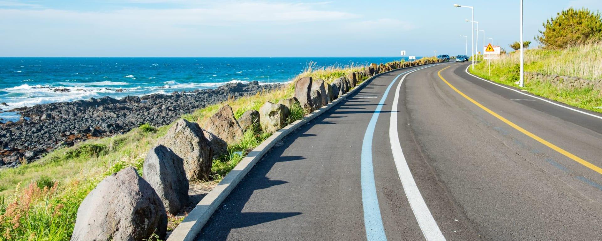 Insel Jeju, Mietwagen-Rundreise: Jeju Island