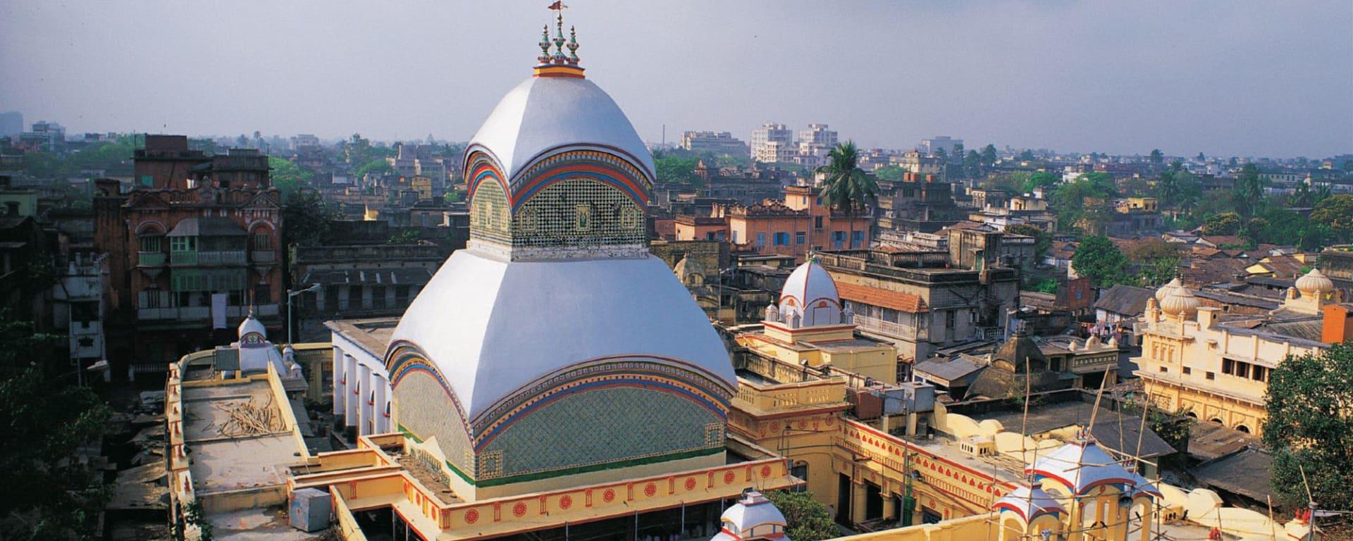 Stadttour Kolkata: Kali Ghat Temple Kolkata