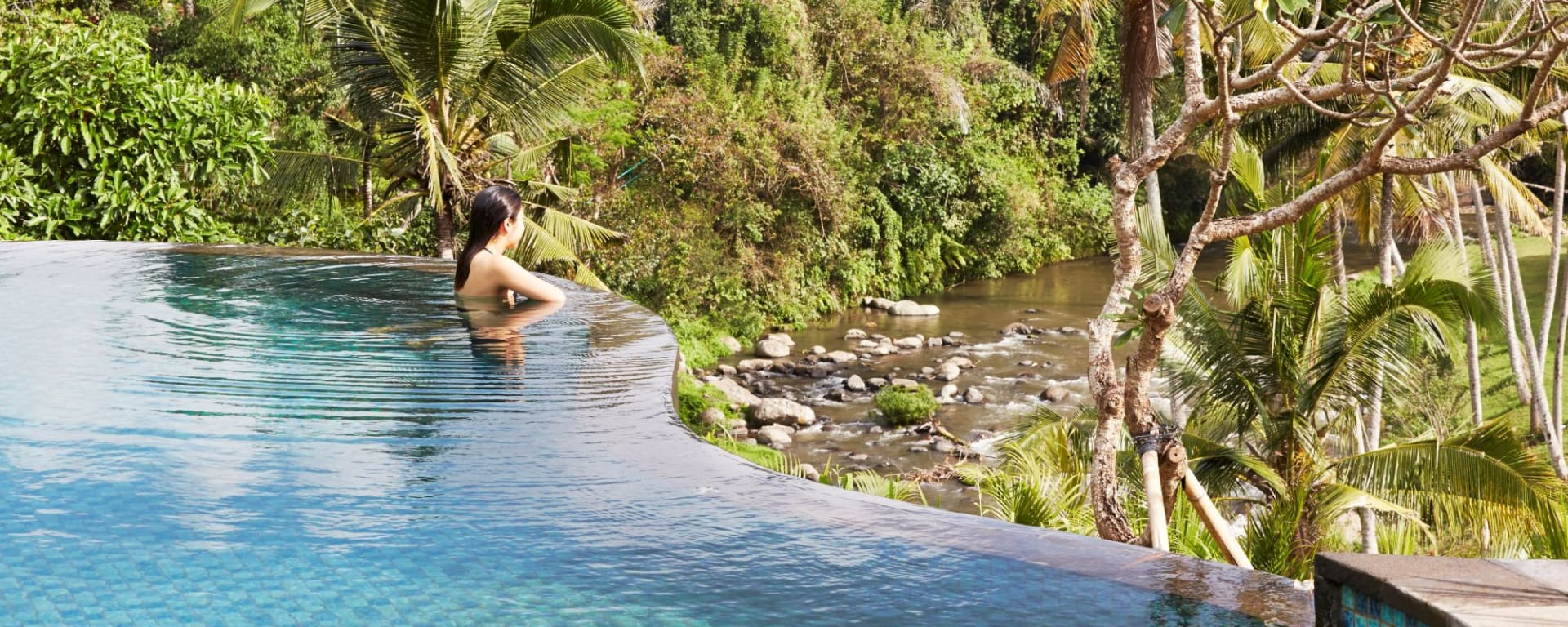 Mandapa, A Ritz-Carlton Reserve in Ubud: Main Pool