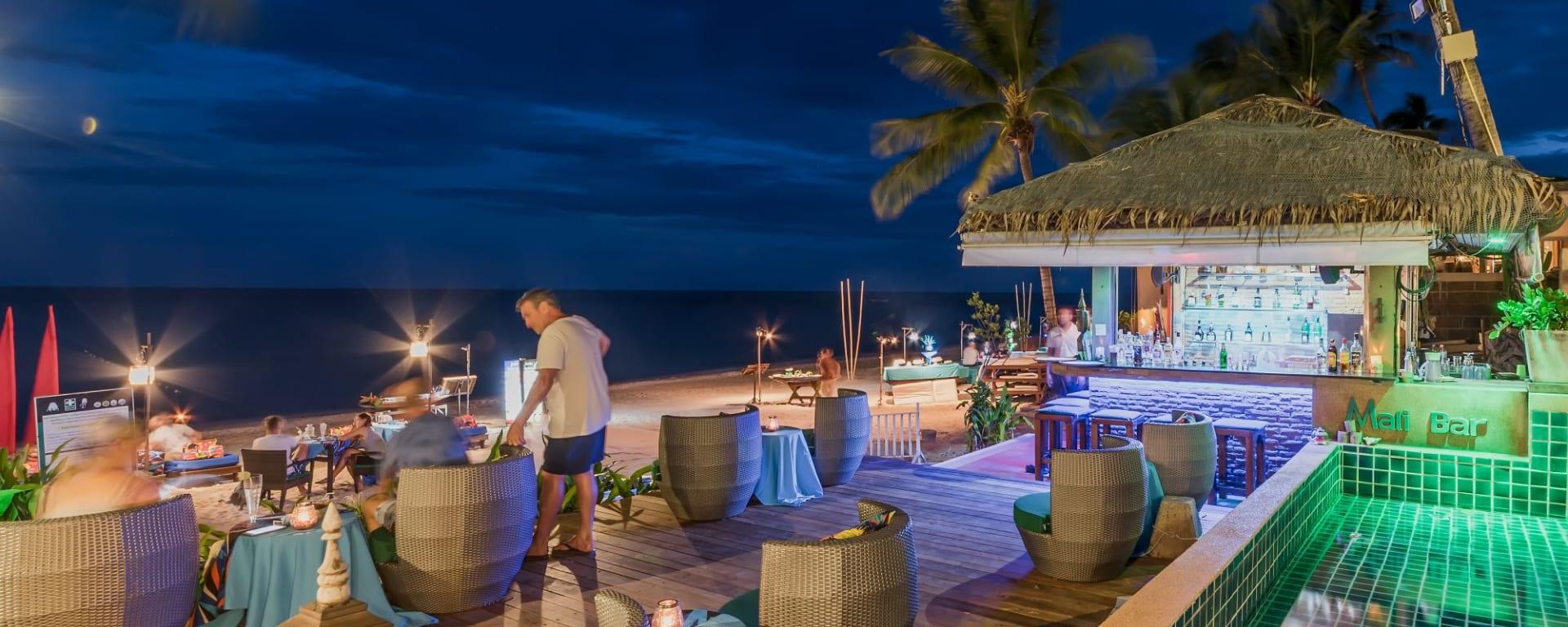 Samui Jasmine Resort à Ko Samui: Mali Bar