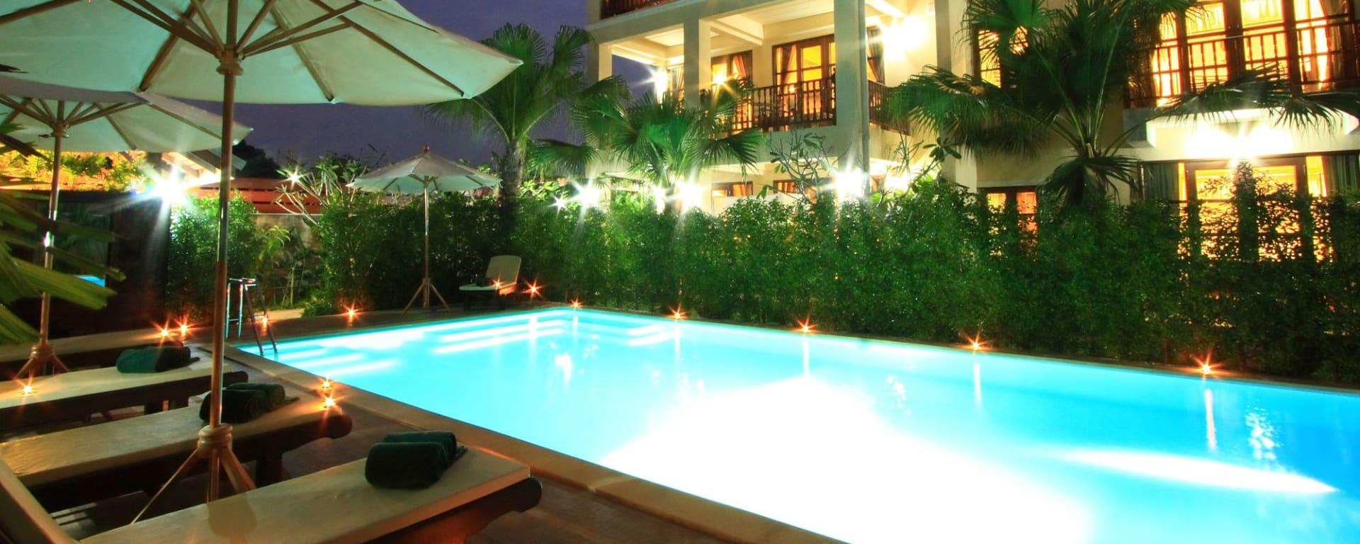 Shewe Wana Suite Resort in Chiang Mai: Pool Shewe Wana Suite Resort