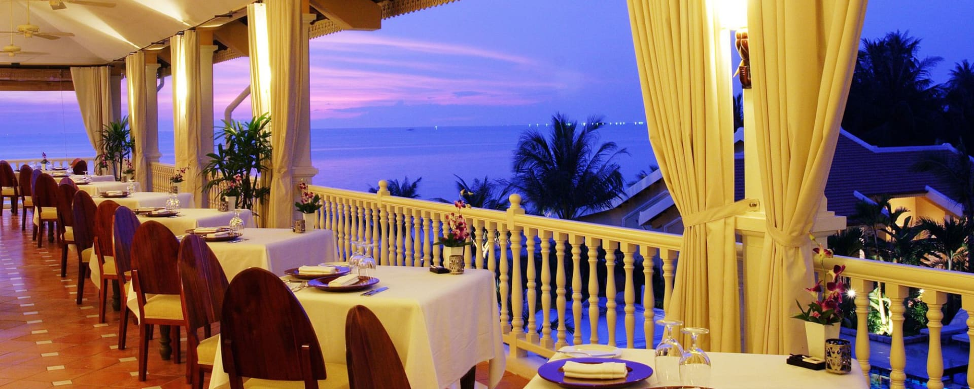 La Veranda Resort in Phu Quoc: Pepper Tree Restaurant