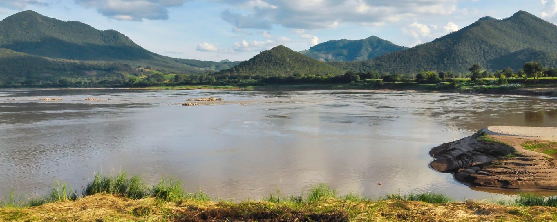 I-San – le trésor caché de la Thaïlande de Bangkok: Khong River Chiang Khan Isaan
