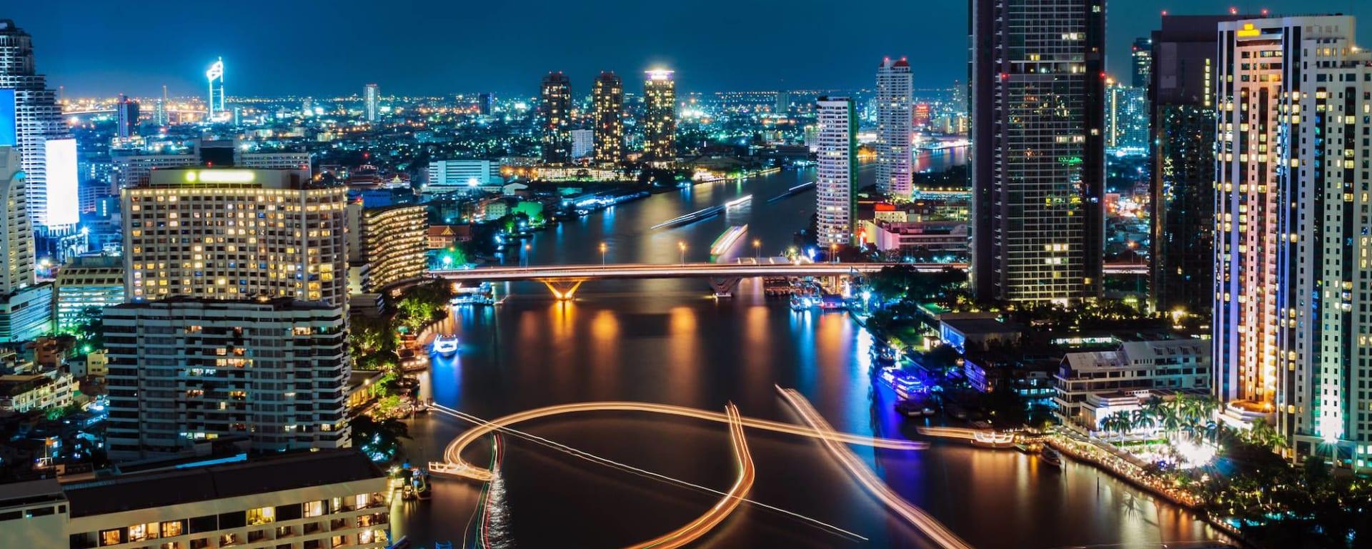 Wissenswertes zu Thailand Reisen und Ferien: Bangkok