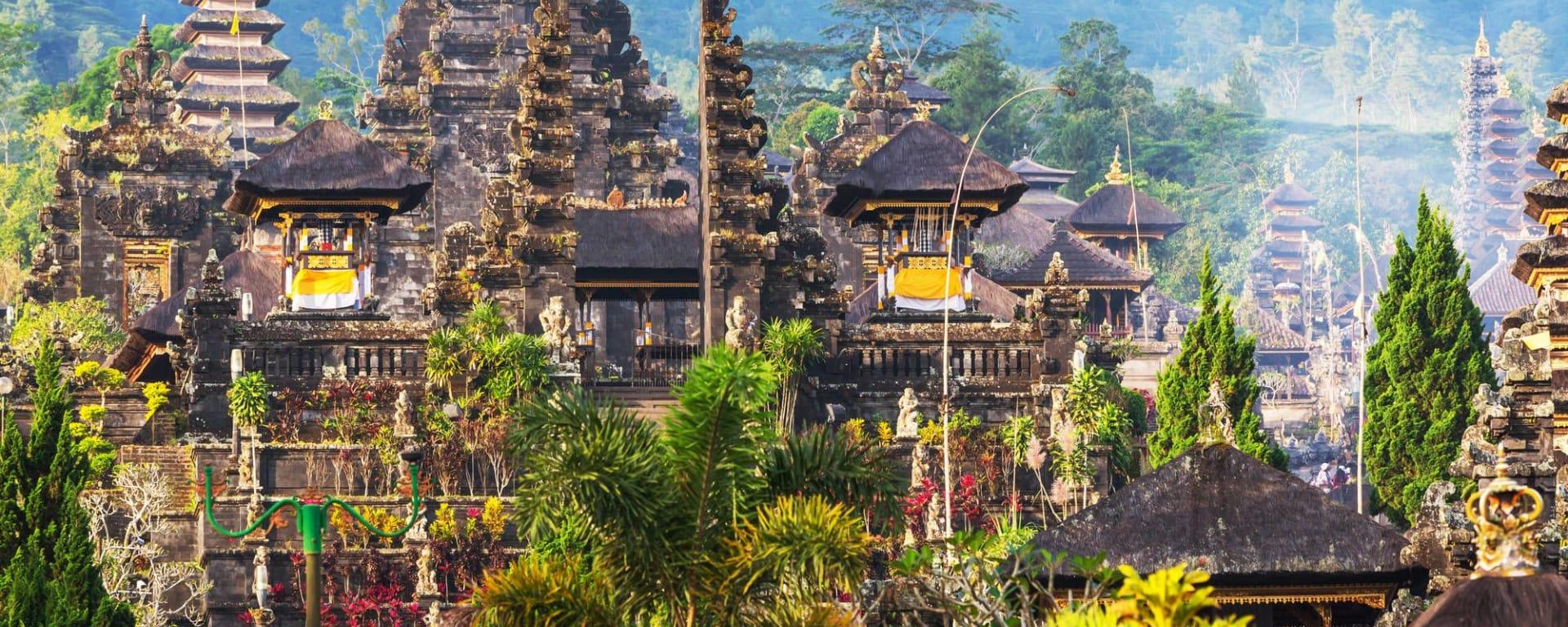 Ausflugtransfer Nordbali - Ubud: Bali Pura Besakih Temple