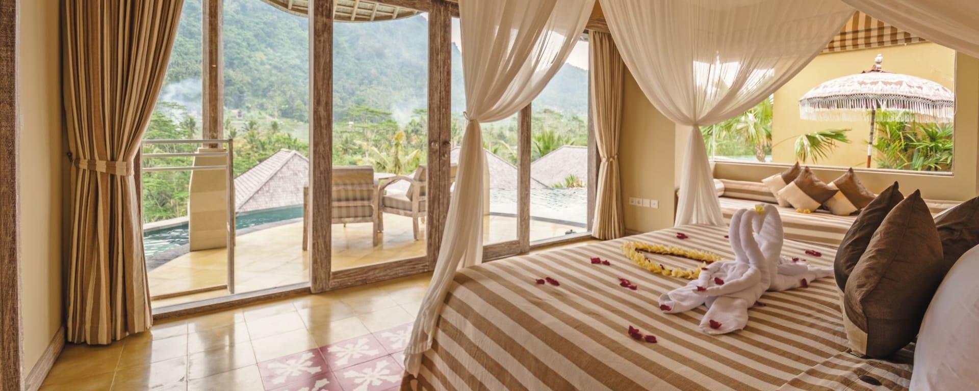 Wapa di Ume Sidemen à Ouest de Bali: 1-Bedroom Pool Villa