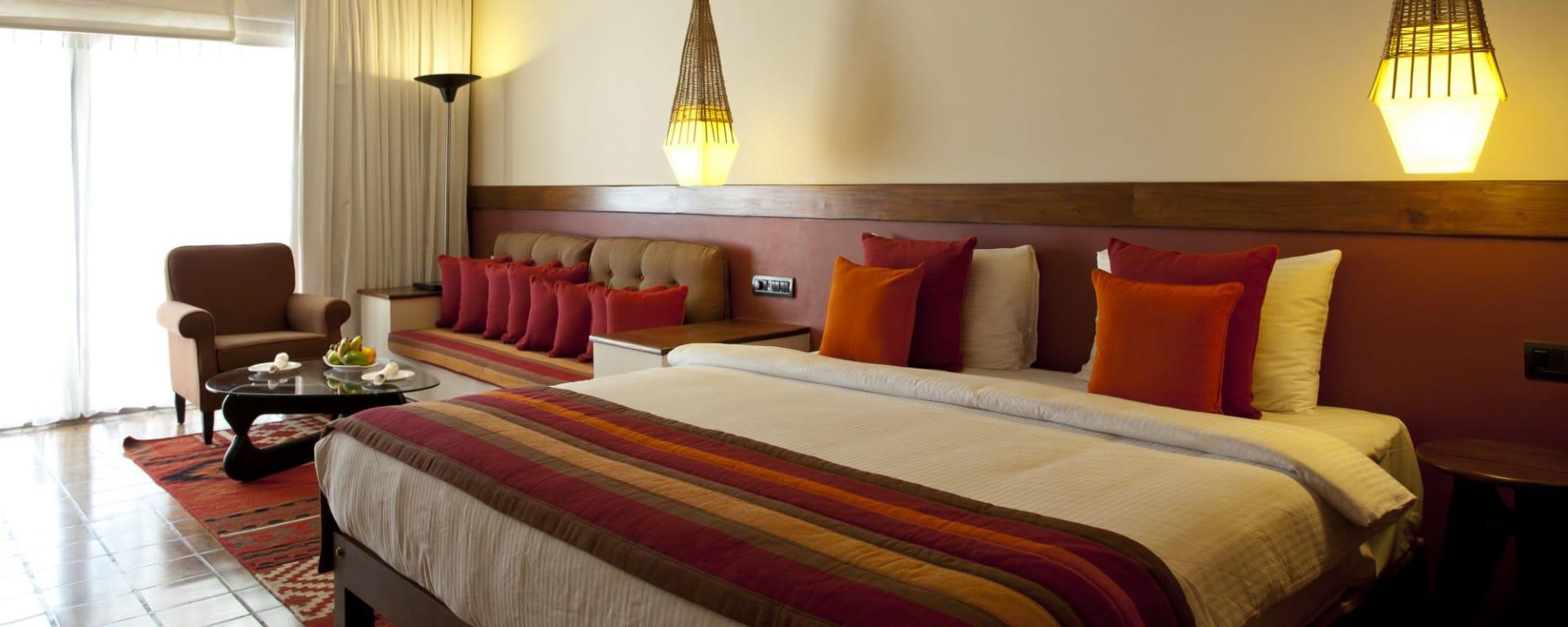 Cinnamon Citadel à Kandy: Deluxe