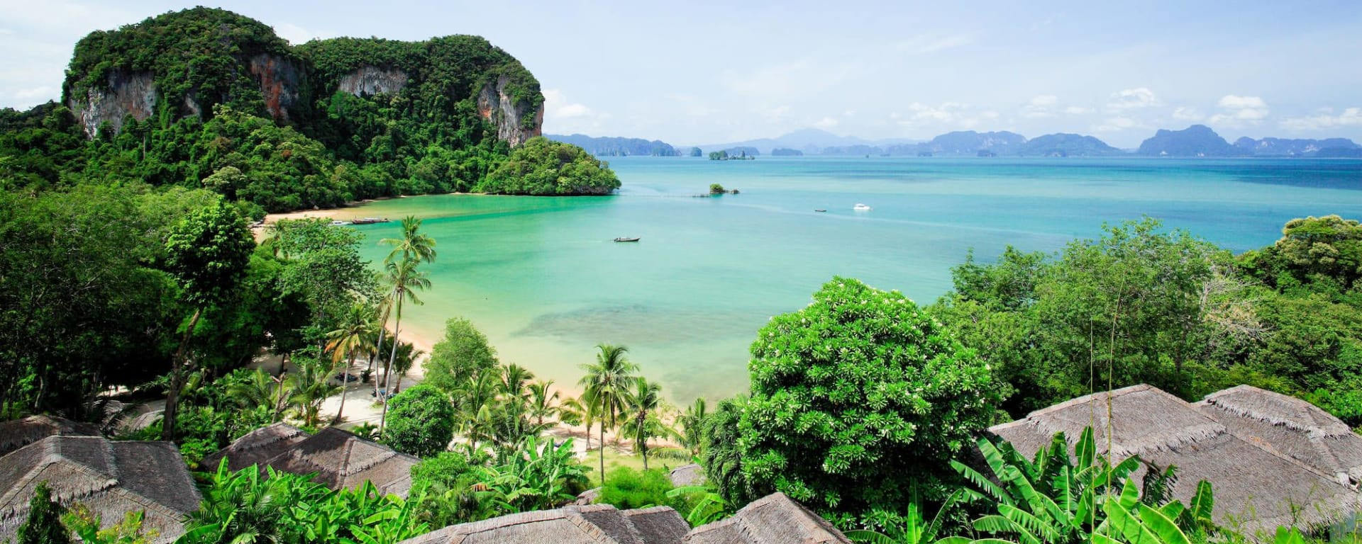 Paradise Koh Yao in Ko Yao: Overview | from the Hotel to the sea