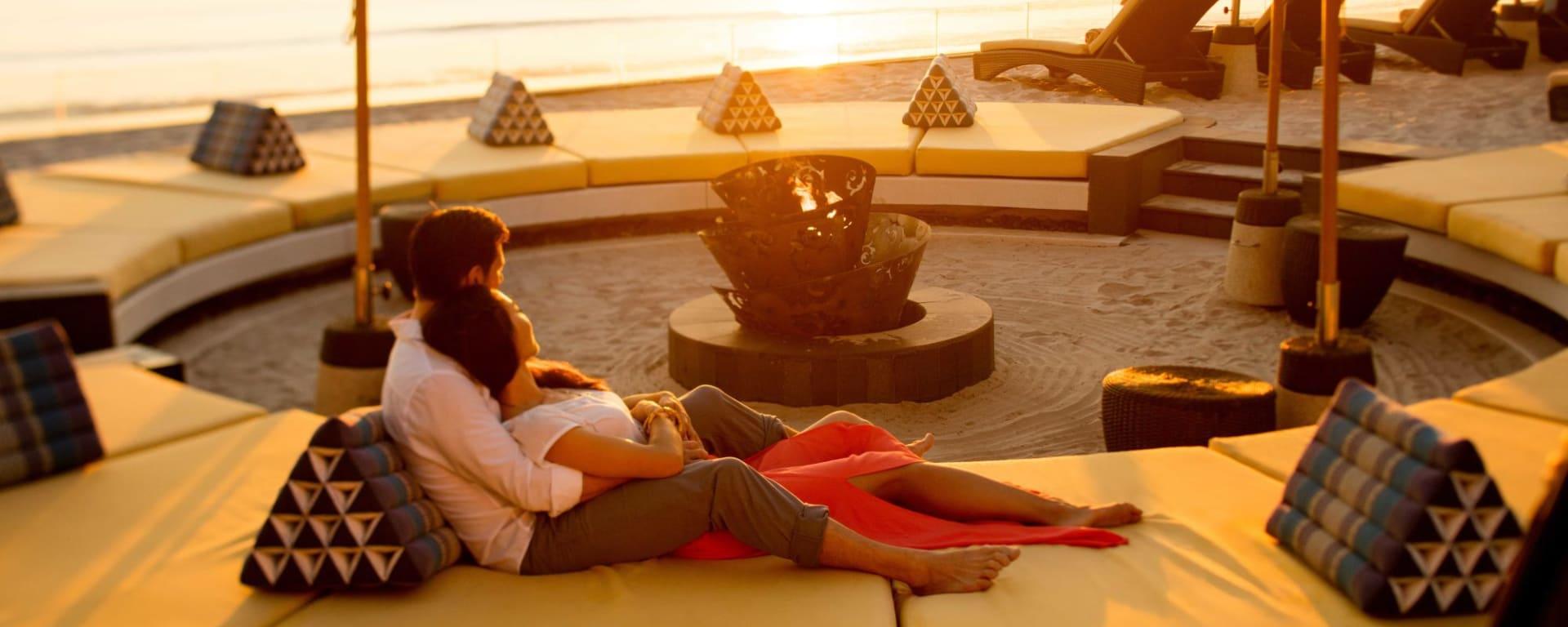 Intercontinental Hua Hin Resort: Fireside