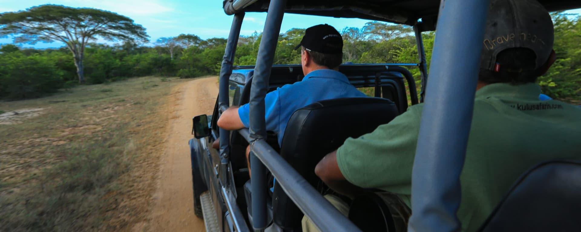 Safari dans le parc national de Yala - Kulu Safaris - 2 jours de Colombo: Kulu Safaris Yala