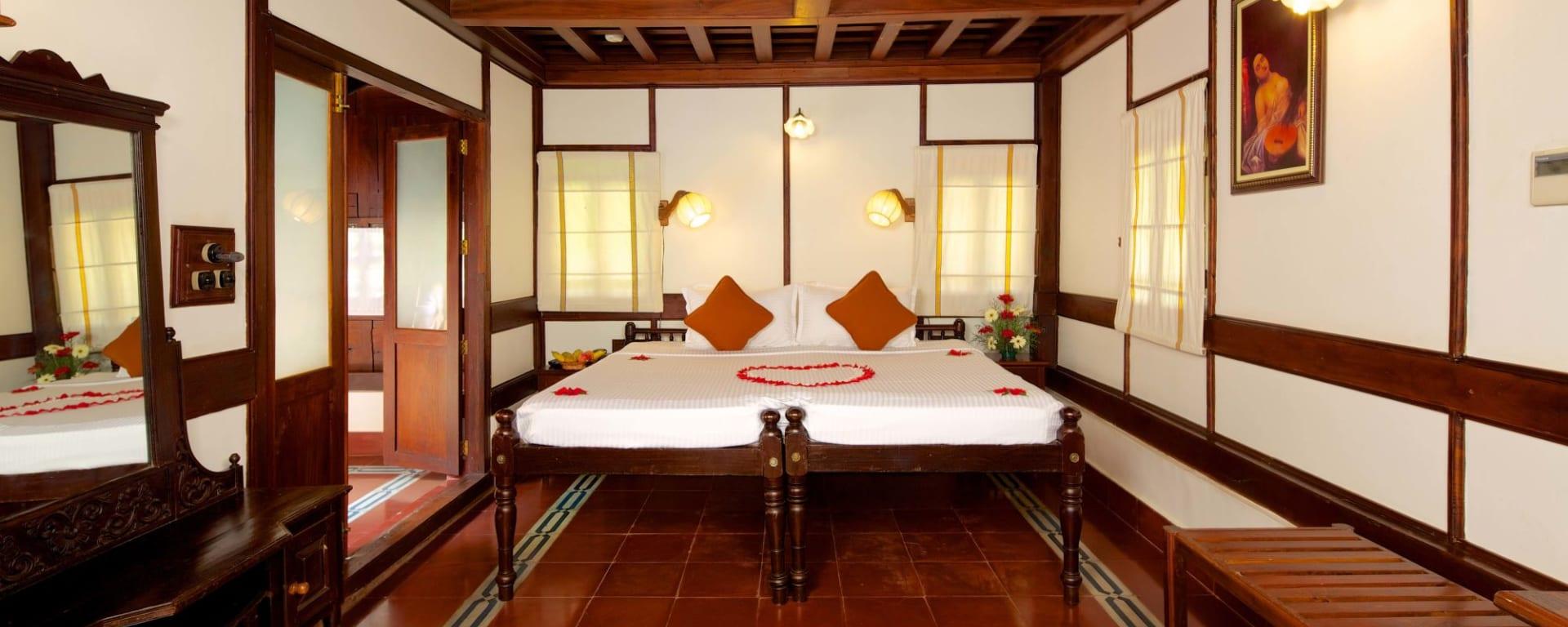 The Travancore Heritage in Kovalam: Heritage Premium