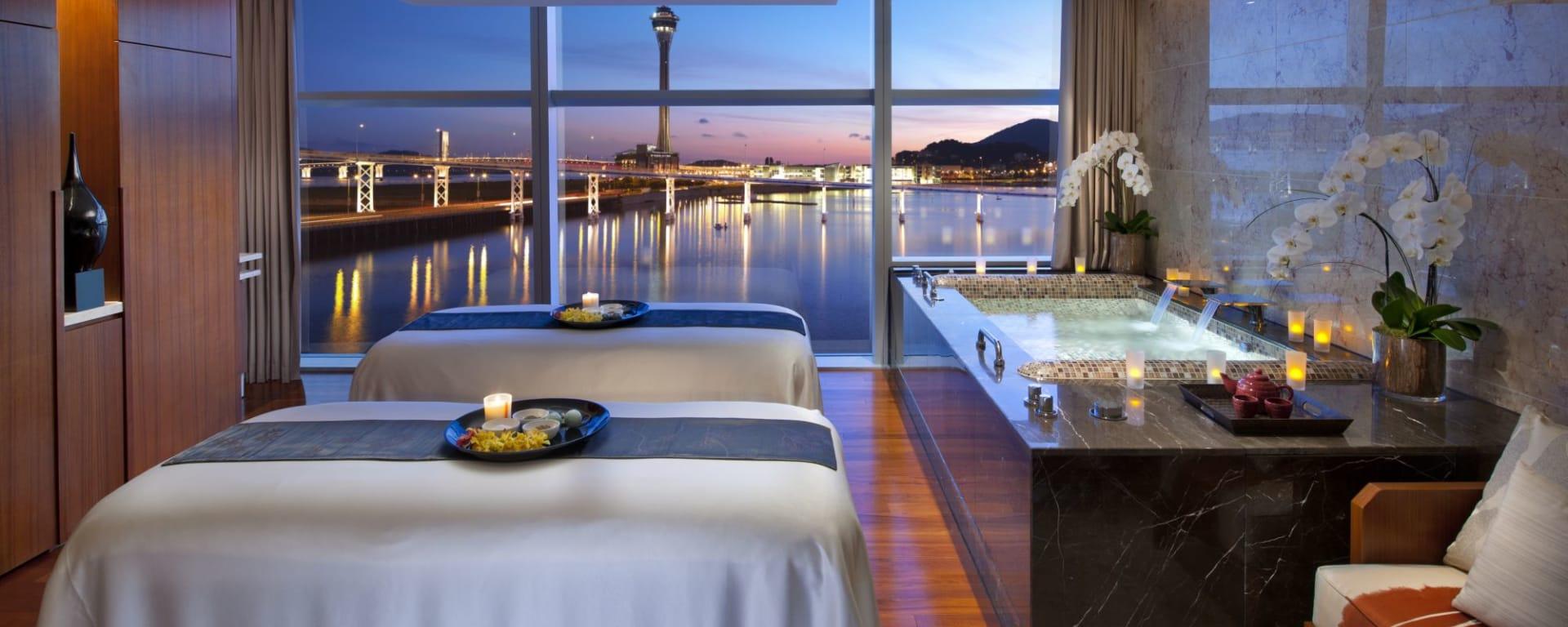 Mandarin Oriental Macau à Macao: Spa