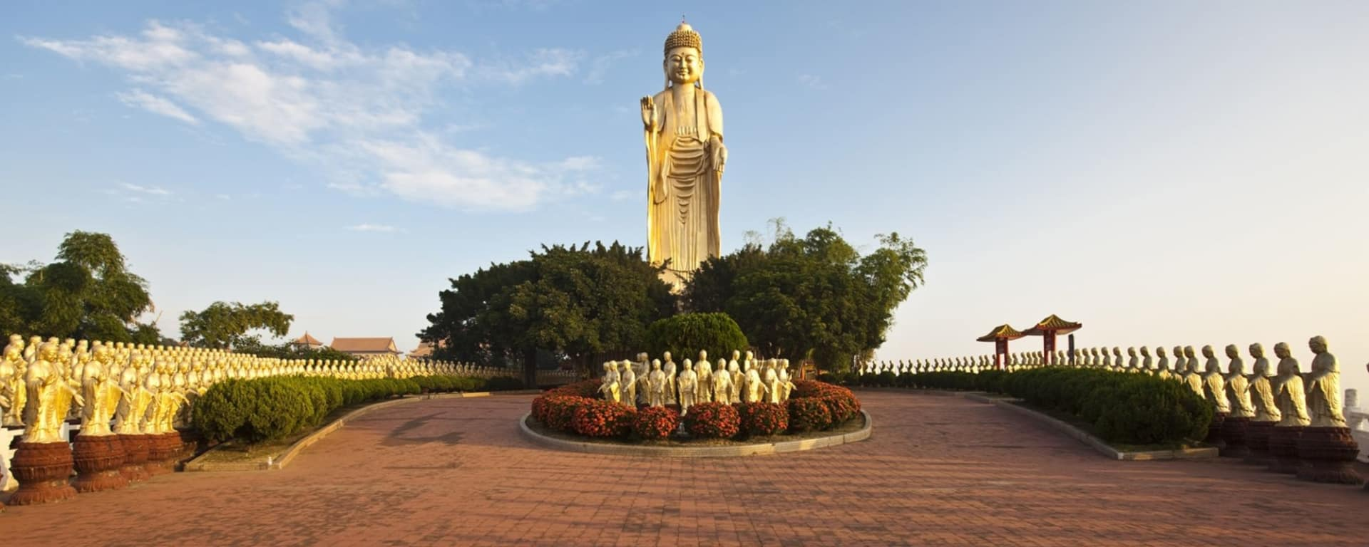 Voyages en Taïwan | Vacances en Asie par tourasia: Fo Guang Shan
