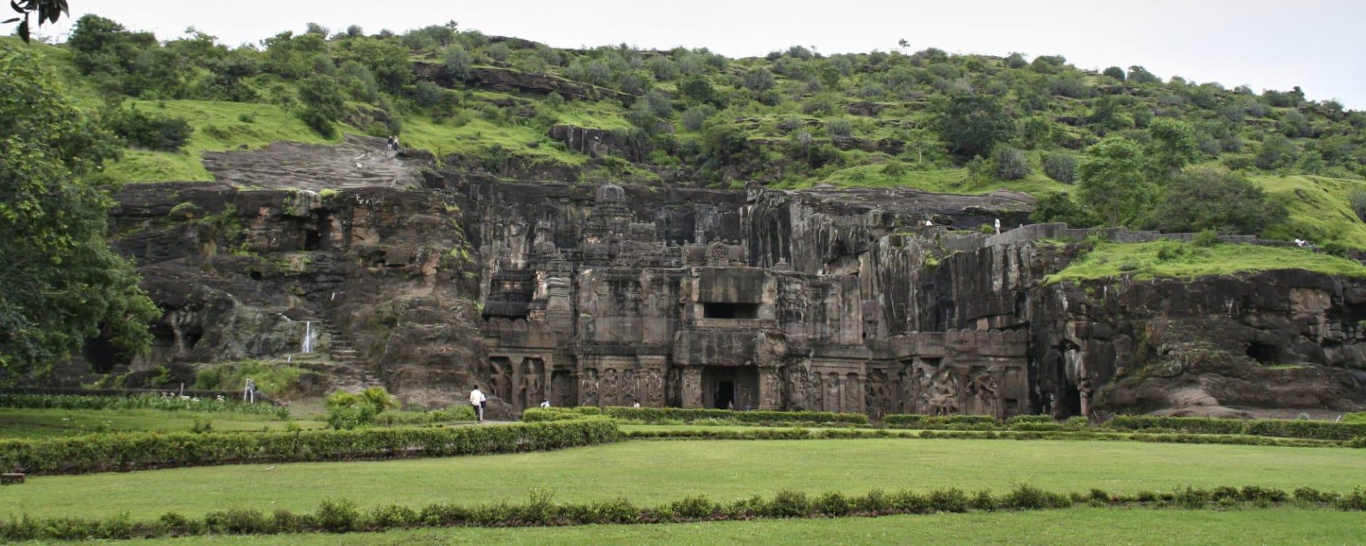 Héritages culturels Ellora & Ajanta de Aurangabad: Ellora: Temples