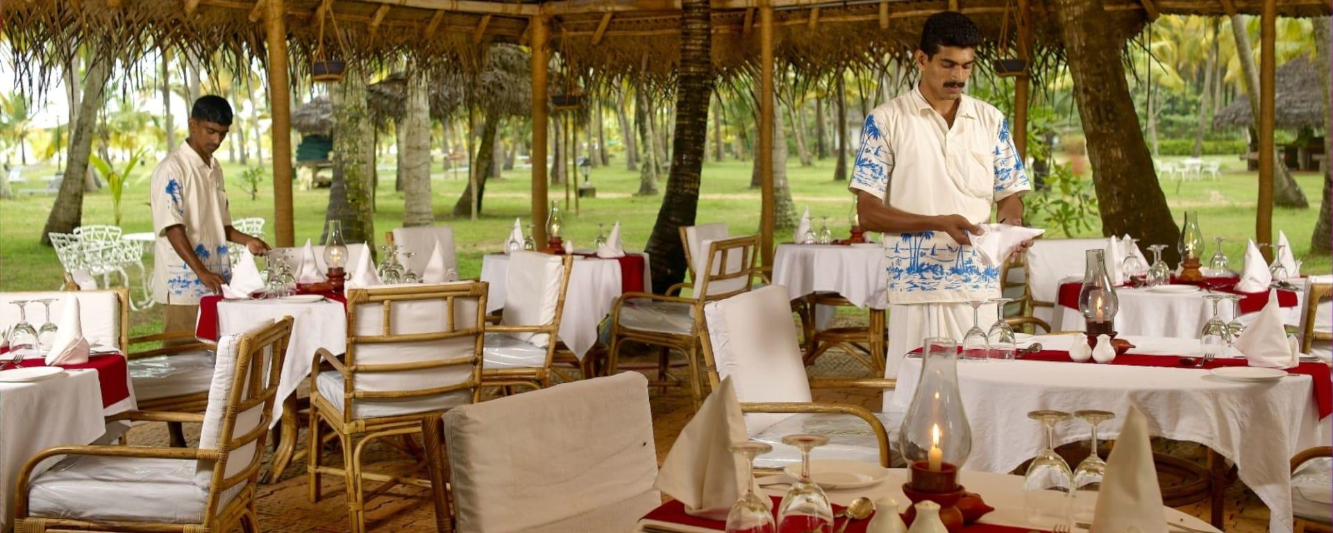 Marari Beach Resort à Mararikulam: Beach Grill Restaurant