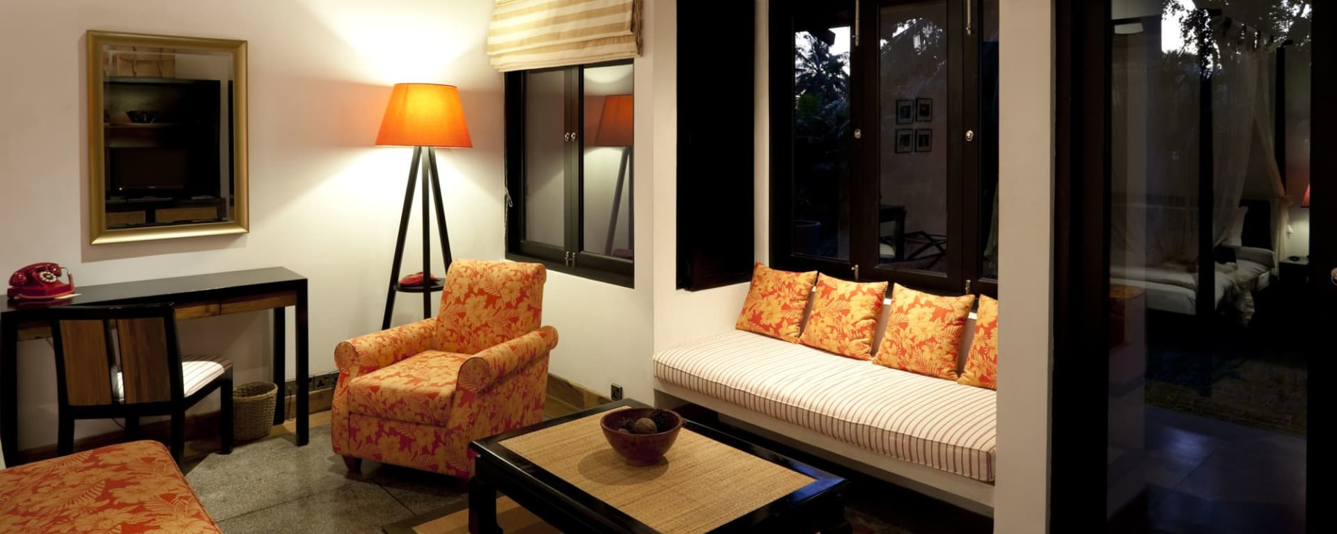 The Wallawwa in Colombo: Garden Suite