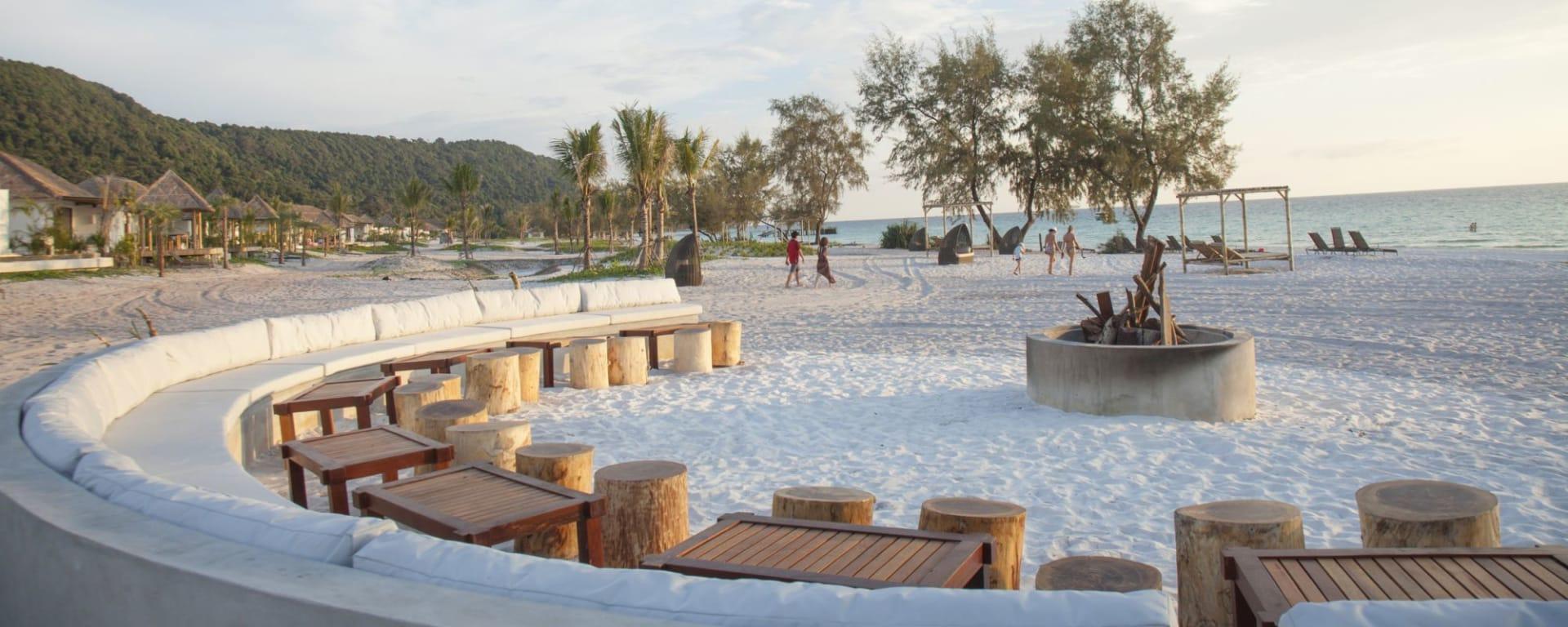 The Royal Sands Koh Rong à Sihanoukville & Îles: The Chill Bar