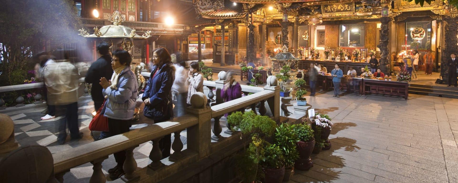 Tour de ville de Taipei: Taipei Temple