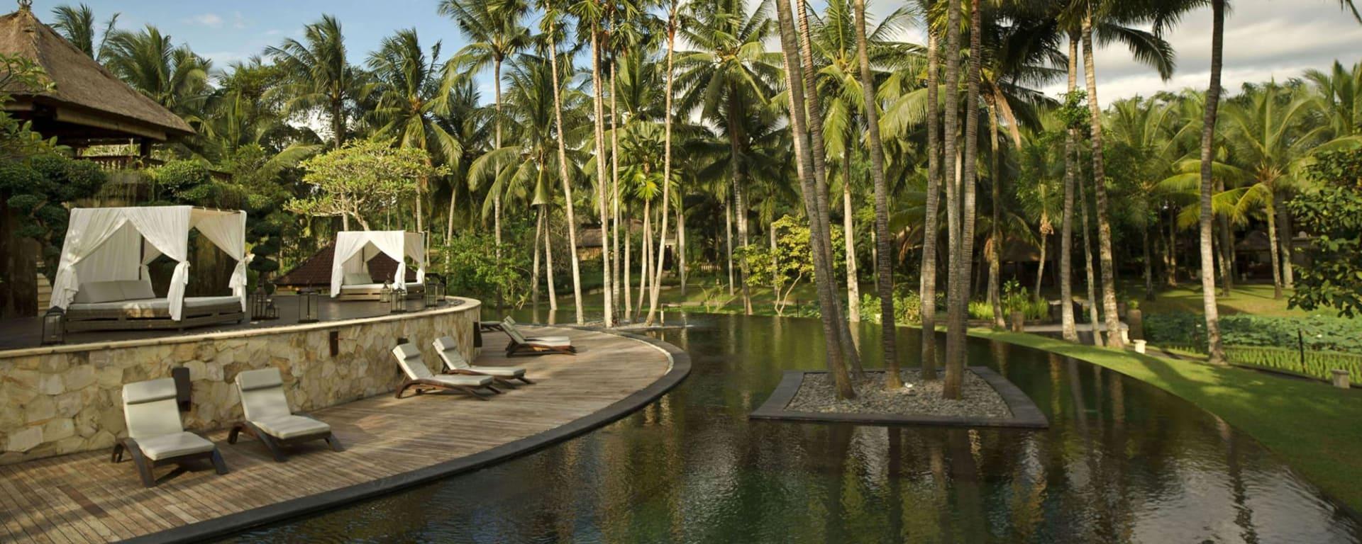 The Ubud Village Resort & Spa: Main Pool